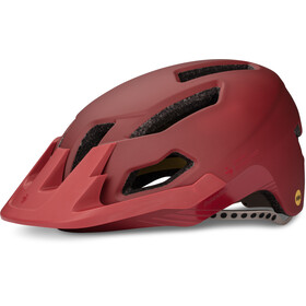 Sweet Protection Dissenter MIPS Helmet matte earth red